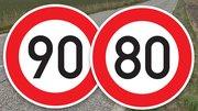 80 km/h. Pas moins de morts sur les routes selon une nouvelle enquête