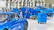 Alpine : l'usine de Dieppe va produire un nouveau modèle