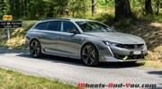Essai Peugeot 508 SW PSE : Usurpation d'identité ?