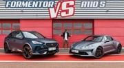 Essai Alpine A110 S VS Cupra Formentor VZ : 50 nuances de gris