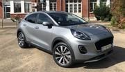 Essai Ford Puma Flexifuel (2021) : une facture d'essence divisée par deux