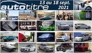 Résumé Auto Titre du 13 au 18 septembre 2021