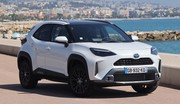 Essai Toyota Yaris Cross 2021