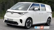 Volkswagen ID.Buzz 2022 : le Combi VW de retour en 100% électrique