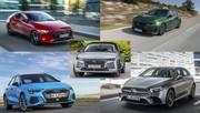 La nouvelle DS 4 face à ses rivales 308, A3, Mazda 3 et Classe A