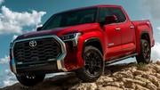 Toyota Tundra 2022 : aussi en hybride