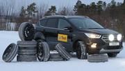 Pneus hiver - Test 2021 du TCS : des pneus chinois low-cost à éviter