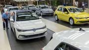 Pénurie de semi-conducteurs : au tour de la Volkswagen Golf