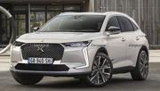 DS 7 Crossback (2022) : Le restylage du SUV déjà imaginé