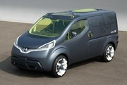 Nissan NV200 : En version familiale.