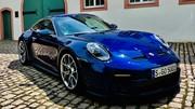Essai Porsche 911 GT3 (992) : un nombre légendaire, une formule magique, un aileron gratis