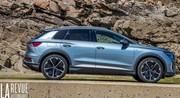 Essai Audi Q4 40 e-tron : Pour cadre pas trop dynamique