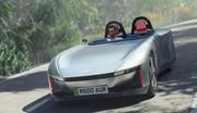 Concept Aura : une sportive électrique de 650 km d'autonomie