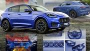 Maserati Grecale : ultimes infos avant sa révélation le 16 novembre