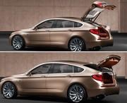 Ne l'appelez pas monospace : BMW Concept Série 5 Gran Turismo