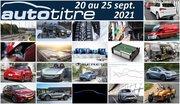 Résumé Auto Titre du 20 au 25 septembre 2021