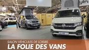 Salon du véhicule de loisirs 2021 : Découvrez tous les nouveaux vans
