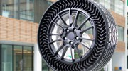 Les pneus sans air devraient débarquer en 2024
