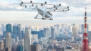 Volocopter avec Geely pour des taxis volants en Chine