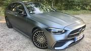Essai Mercedes Classe C SW (2021) : l'héritière d'une longue lignée de breaks à l'étoile