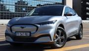 Essai Ford Mustang Mach-E : nos mesures d'autonomies et de consommations, de la ville à l'autoroute