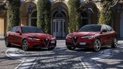Alfa Romeo Stelvio et Giulia : une série limitée 6C Villa d'Este