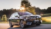 Essai BMW iX : au volant du monstrueux SUV électrique allemand