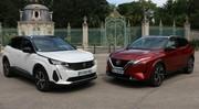 Essai : Face au nouveau Nissan Qashqai (2021), le Peugeot 3008 est-il toujours le meilleur ?