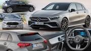 Nouvelle Mercedes Classe A 2022 : que sait-on déjà de son restylage ?