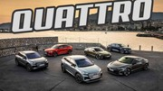 Audi Quattro : Et la transmission intégrale devient électrique