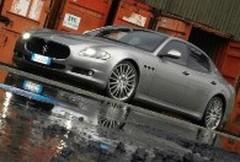 Essai Maserati Quattroporte Sport GT S