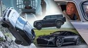 James Bond : les voitures du film Mourir peut attendre