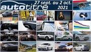 Résumé Auto Titre du 27 septembre au 2 octobre 2021