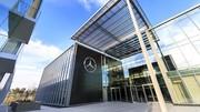 Scission historique chez Daimler, qui devient Mercedes-Benz Group