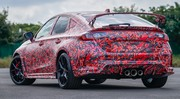 Honda montre la prochaine Civic Type R