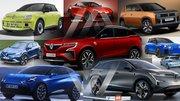 Nouvelles Renault et Alpine : les futurs modèles attendus jusqu'en 2025