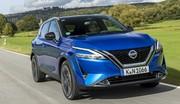 Essai Nissan Qashqai 4x4 (2021) : le crossover des montagnes