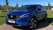 Essai Nissan Qashqai Intelligent-4x4 (2021) : va-t-il gagner la montagne ?