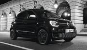 Renault Twingo Urban Night : style et sobriété pour cette nouvelle série limitée