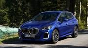 BMW Série 2 Active Tourer (2022) : cure de modernité pour cette 2nde génération