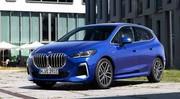 BMW Série 2 Active Tourer : entre monospace et break