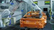 BMW propose une nouvelle peinture personnalisée