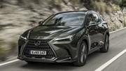 Essai : Notre avis sur le nouveau Lexus NX hybride 350h