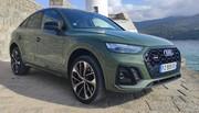 Essai Audi SQ5 Sportback : sage en apparence