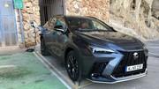 Essai Lexus NX (2021) : enfin la première Lexus hybride rechargeable !