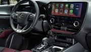 Essai Lexus NX : enfin branché