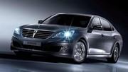 Hyundai Equus : Objectif Mercedes Classe S !