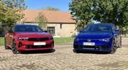 Comparatif vidéo – Opel Astra VS Volkswagen Golf : ballet allemand