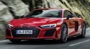 Audi R8 2022 : retour de la version propulsion et encore plus de puissance