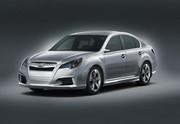 Subaru Legacy Concept : Design conventionnel
